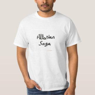 T-skjorta för Altarian Sagalogotyp (manar) T-shirt