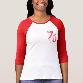 t-skjorta för anpassade number-76 design tröjor