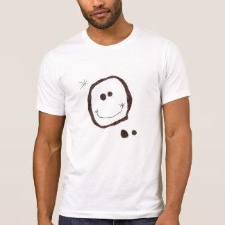 t-skjorta för ansikte för joan miro lycklig t shirts