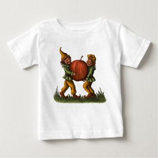t-skjorta för äpplegnomesspädbarn tshirts