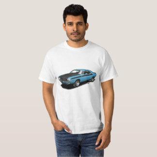 T-skjorta för bil för klassiker för utmanare för t-shirt