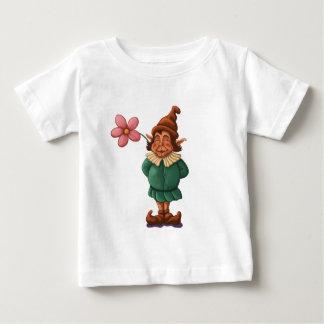 t-skjorta för blommagnomespädbarn tee shirts