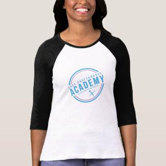 T-skjorta för ECAASJ Bella Ragland T-shirt