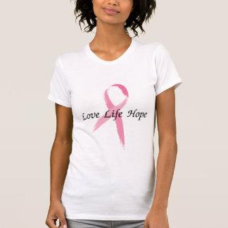 T-skjorta för kärleklivhopp t-shirt