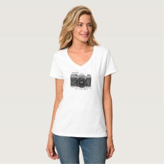 T-skjorta för kortärmad för KHS-Darkroomfotografi T-shirts