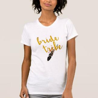 t-skjorta för möhippa för bröllopbrudstam design t shirts