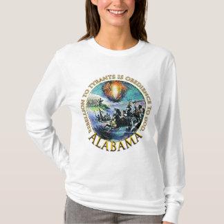 T-skjorta för party för Alabama Glenn BeckTea T Shirts