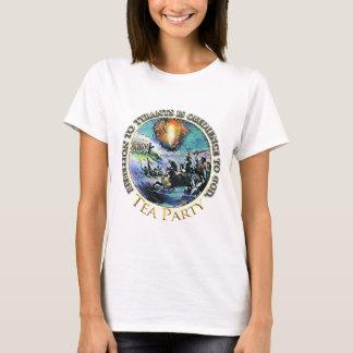 T-skjorta för party för Glenn BeckTea T Shirts