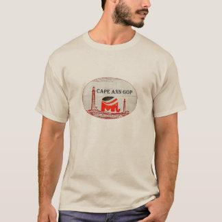 T-skjorta för uddAnn GOP - logotyp endast Tröja