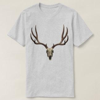 t-skjorta hjortskalle t-shirt