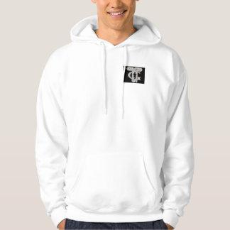 t-skjorta hoodie