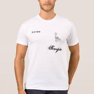 t-skjorta svart/vitScorpio Tee Shirts