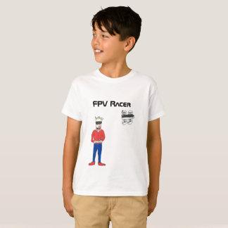 T-skjortan för FPV-Racersurr T-shirts
