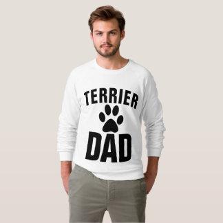 T-skjortor & sweatshirts för TERRIERHUNDPAPPA Tee