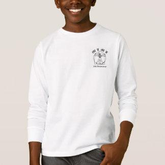 T-tröja (barn): långärmad Lingcod/Kelp 50th Tee