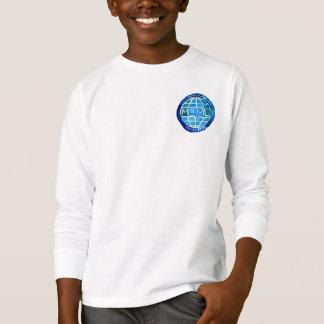 T-tröja (barn): långärmaden är vi överallt tee shirts