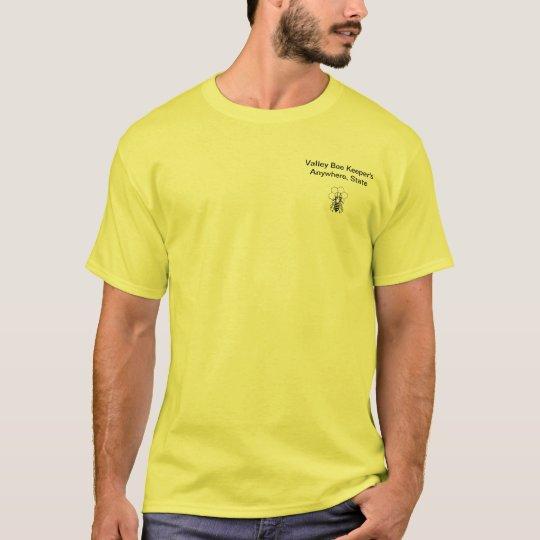 T-tröja - bivårdareanslutning t-shirts