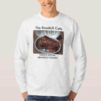 T-tröja den Roadkill cafen, DAGENS SAKKUNNIG: Tee Shirts