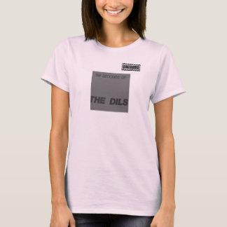 T-tröja Dils 198 understöder Dangerhouse LÄTT Tshirts