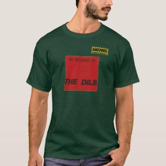 T-tröja Dils 198 understöder Dangerhouse MÖRK Tröja