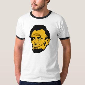 T-tröja för Abraham Lincoln popkonst Tröjor