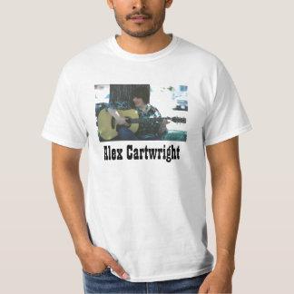 T-tröja för Alex Cartwrightfärg Tshirts