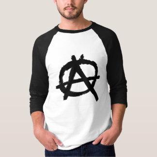 T-tröja för anarki (blk) t-shirt