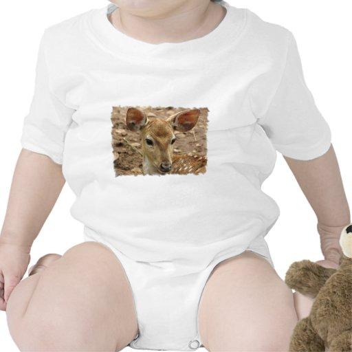T-tröja för Bambi hjortbaby