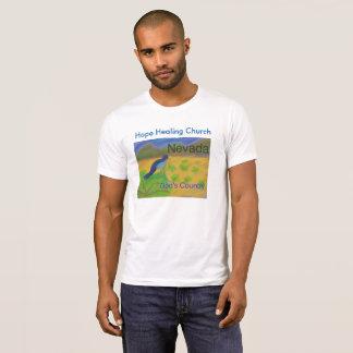 T-tröja för blåsångare för Nevada statlig Tee Shirt