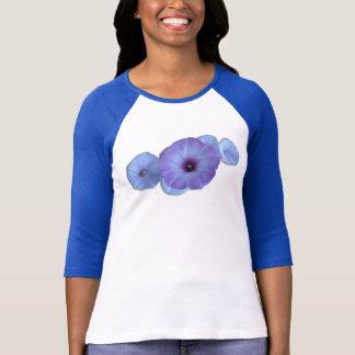 T-tröja för blåttmorgonhärlighet t-shirts