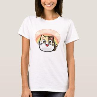 T-tröja för bukattkvinnor t-shirt