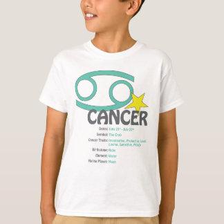 T-tröja för cancerdragungar t-shirt