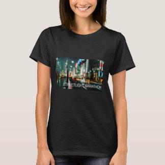 T-tröja för damer för Streetlightmaraton modern T Shirts