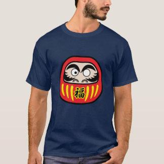 T-tröja för Daruma bra förmögenhetdocka T-shirts