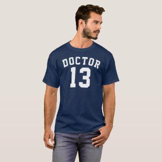 T-tröja för doktor 13 t shirt