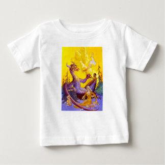 T-tröja för drakeCookoutsmåbarn Tshirts