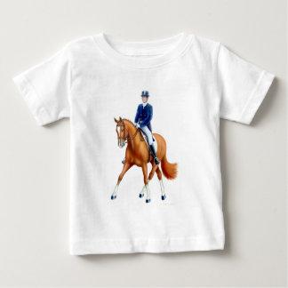 T-tröja för Dressagebabyspädbarn T-shirt