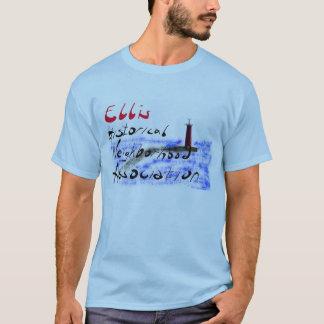 T-tröja för Ellis historisk grannskapanslutning T-shirt