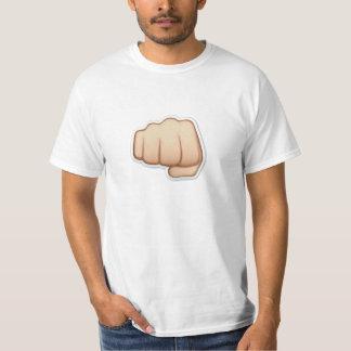 T-tröja för Emoji nävebula T-shirt