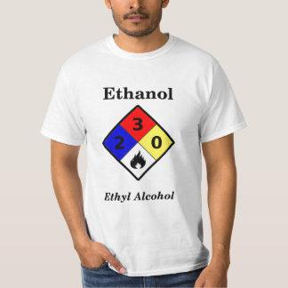 T-tröja för Ethanol MSDS T-shirts