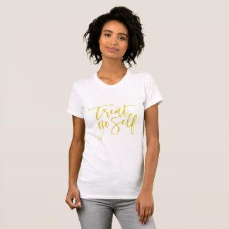 T-tröja för festYo själv T Shirts