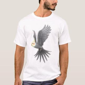 T-tröja för flygCockatielpapegoja T Shirts