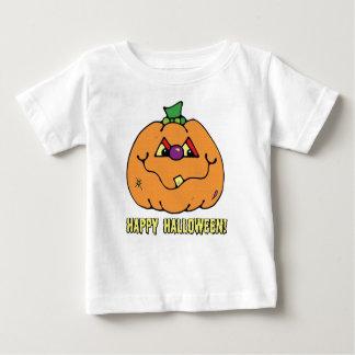 T-tröja för happy halloweenpojkepumpa t shirt