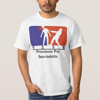 T-tröja för högre serieZombiemördare Tröjor