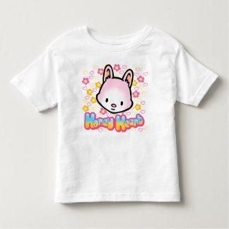 T-tröja för honunghjärtasmåbarn tshirts