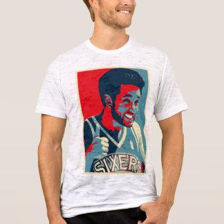 T-tröja för Justin Obama-Stil affisch Tshirts
