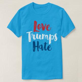 T-tröja för kärlektrumfhat tee shirt