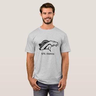 T-tröja för KML-före detta elevvuxen Tröja