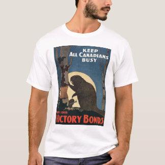 T-tröja för köpsegerförbindelser tee shirt