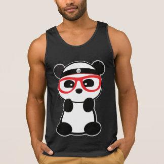 T-tröja för Kung Foo Pandabjörn Tank Top